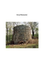 Olomoucký kraj - texty a fotodokumentace
