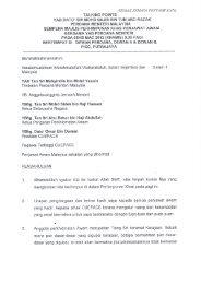 Majlis Perhimpunan Khas Penjawat Awam Bersama YAB Perdana