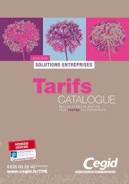 Tarifs - Cegid.fr