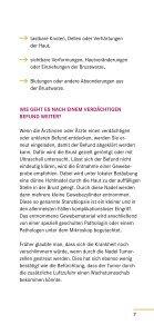 MAMMOGRAPHIE- SCREENING - Gemeinsamer Bundesausschuss - Seite 7