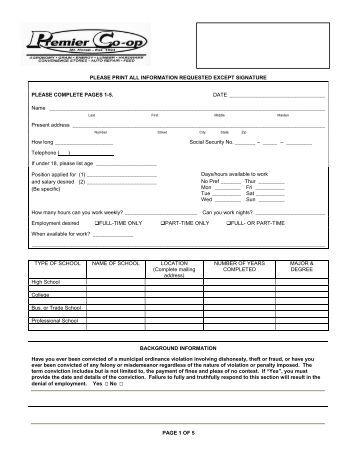 form 5a transmission application qld