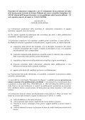 Riunione Preliminare - degli studi per l'innovazione e le ... - Page 4