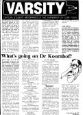 Volume 35 Number 09 - University of the Witwatersrand - Page 5