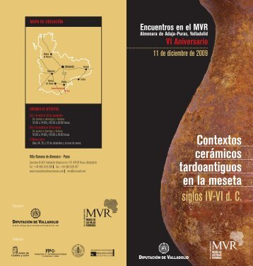 Información y programa - Fundación del Patrimonio histórico de ...