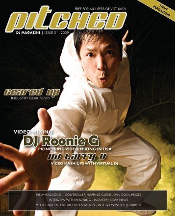 Issue 1 - Virtual DJ