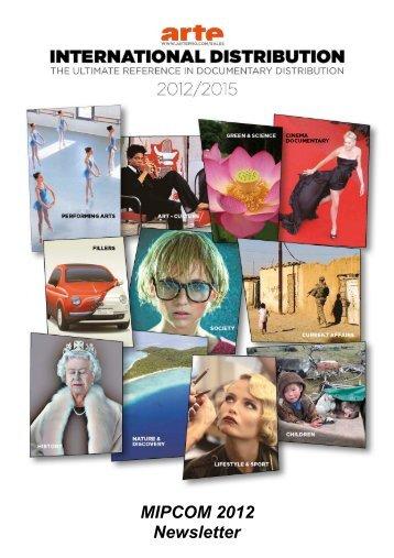 MIPCOM 2012 Newsletter