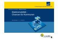Chancen für Kommunen - Energie- und Umweltagentur NÖ
