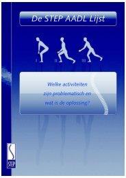 AADL Lijst Rugklachten 2005 - Step