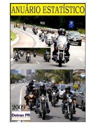 anuario estatistico PR 2009.pdf - Detran - Governo do Paraná