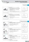 Ventile & Verschraubungen - Seite 3