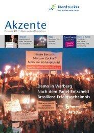 03/2004 - Nordzucker AG