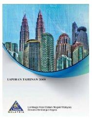 Laporan Tahunan 2009 - Lembaga Hasil Dalam Negeri