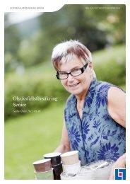 Olycksfallsförsäkring Senior - Länsförsäkringar