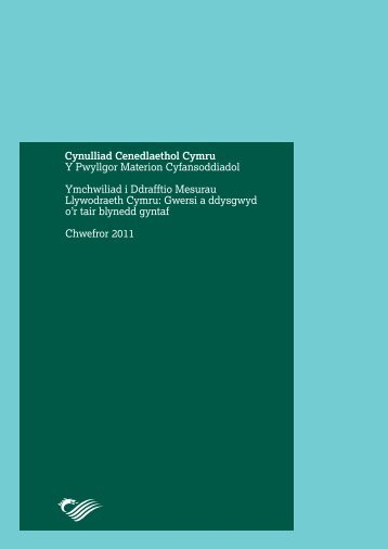 03 Chwefror 2011 - Cynulliad Cenedlaethol Cymru