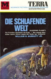 TTB118 - Burkett jr, William R - Die schlafende Welt