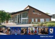 Select image to view the Edgbarrow School Prospectus (2013-14)