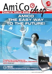 FOCUS aMICO tHe eaSY WaY tO tHe Future! - AmiCo Shop