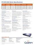 Codian IP VCR 2200 Series - 1pcn.com - Page 2