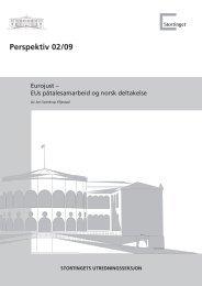 Perspektiv 02/09 - Stortinget