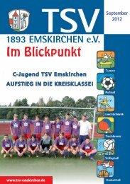 September 2012 - TSV Emskirchen