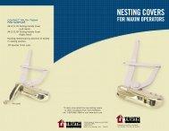 02-TRH-012 Maxim Nesting Bro. - Truth Hardware