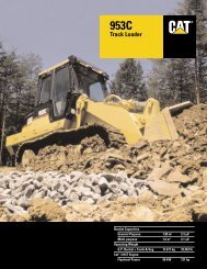 Specalog for 953C Track Loader AEHQ5050-03 - Kelly Tractor