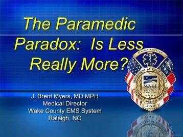 The Paramedic Paradox - Gathering of Eagles