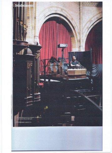 """Fotodocument """"Het kerkgebouw leeft door"""" - Reliplan"""