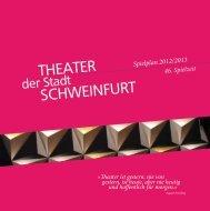 Bamberg - Theater der Stadt Schweinfurt