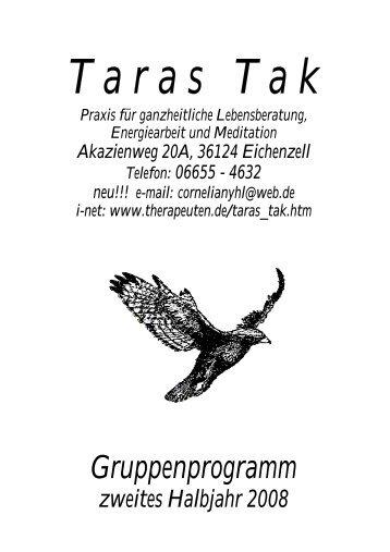 Gruppenprogramm - Ausbildungsinstitute.de
