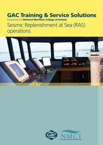 (RAS) operations - GAC