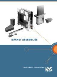 Magnet Assemblies - Vacuumschmelze