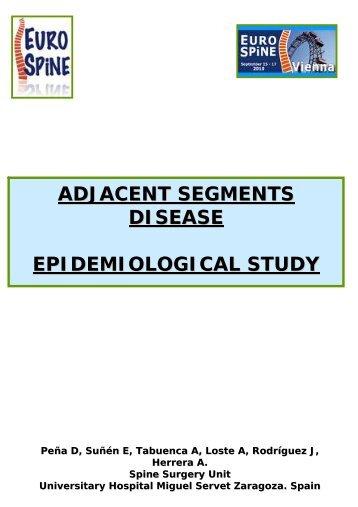 adjacent segments adjacent segments disease - e-posters Vienna ...
