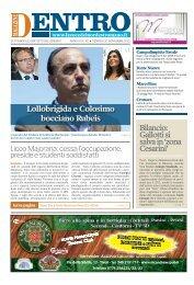 Bilancio: Gallotti si salva in 'zona Cesarini' Lollobrigida e Colosimo ...
