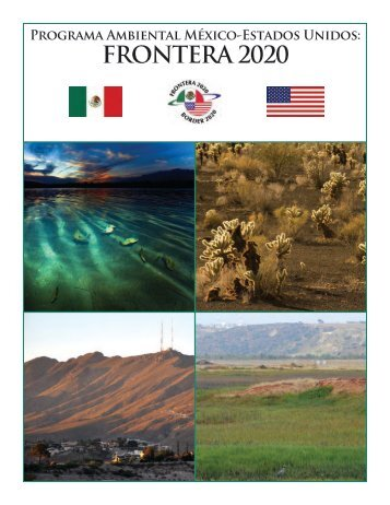 FRONTERA 2020 - Mexico Border Health Commission
