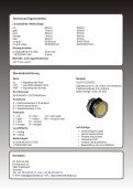 PDF-Datenblatt hier herunterladen - LED - Seite 2
