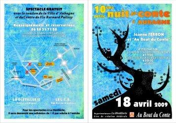 ABDC 2009 tract.jpg - la distillerie