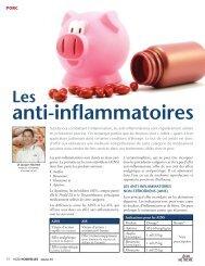 anti-inflammatoires - Agri-Marché