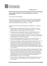 KF_Handling_2012_nr_5.pdf - Göteborg