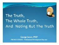 George Jucan, PMP - gt islig