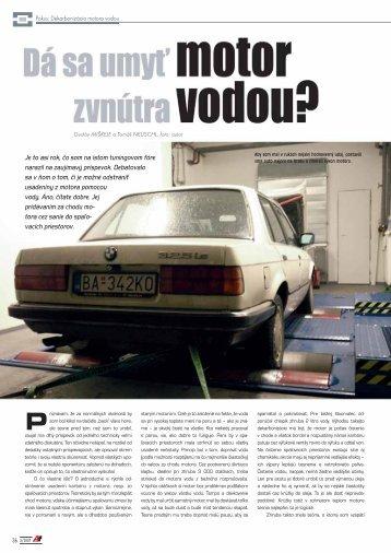 Je to asi rok, čo som na istom tuningovom fóre ... - AutoTuning.sk