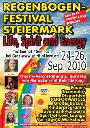 OC 1 - CHUEN 2 Der Spirit of Love ist am Regenbogen Festival!