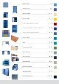 Mobilier technique Catalogue général - Luquot Industrie - Page 3