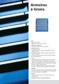 Mobilier technique Catalogue général - Luquot Industrie - Page 4