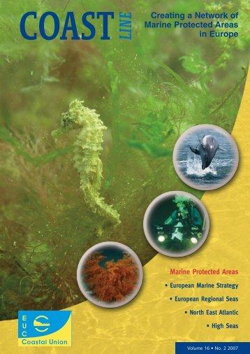 COASTLINE 07-2 Creating a Network of Marine Protected ... - EUCC