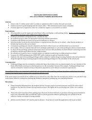 2013-14 Parking Form.pdf - Grayslake North High School - District 127