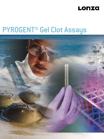 Pyrogent® gel Clot Assays - Biocenter