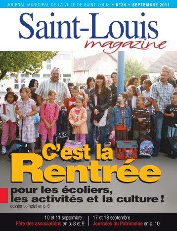 Saint-Louis magazine n° 24 en pdf