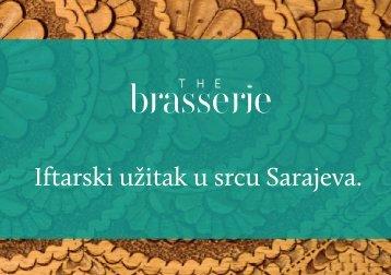 Sarajeva. é - Hotel Bristol Sarajevo