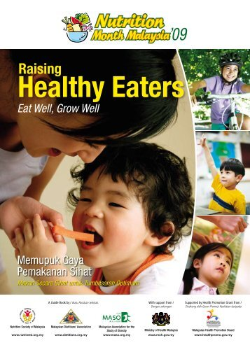 Healthy Eaters - Home